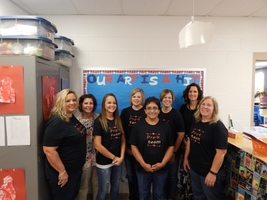 PreK Team Earns Gold